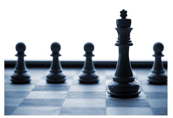 ficha rey ajedrez