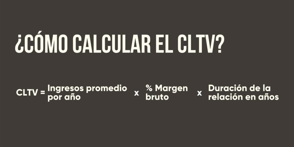 como calcular el cltv